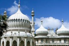 Pavillion royal R-U de régence iconique de Brightons images libres de droits