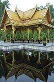 Pavillion thaï Photographie stock
