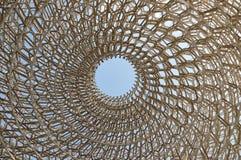 Pavillion van Engeland van Expo 2015 Royalty-vrije Stock Foto