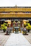 Pavillion viejo, complejo de Hue Monuments en tonalidad, sitio del patrimonio mundial, Vietnam Fotos de archivo