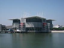 Pavillions της EXPO '98 στην Πορτογαλία Στοκ Εικόνες