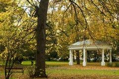 pavillon парка Стоковое фото RF