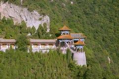 Pavillon stockbild