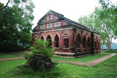 Pavillon Lizenzfreie Stockfotografie