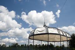 Pavillon Photo libre de droits