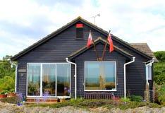 Pavillon anglais Kent England de vacances de pays photographie stock libre de droits