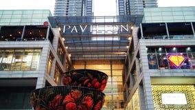 PAVILLON Bukit Bintang Kuala Lumpur Stockfotografie