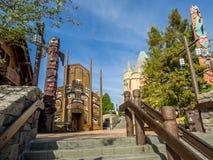 Pavillon canadien, étalage du monde, Epcot Photos stock