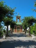 Pavillon chino en Drottningholm imagenes de archivo