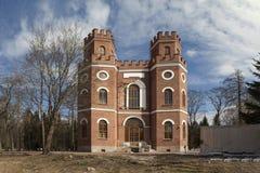 Pavillon d'arsenal Tsarskoye Selo St Petersburg Russie Photo stock
