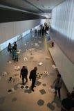 Pavillon de Brasilia à l'expo 2015 en Milan Italy Image stock