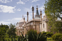 Pavillon de Brighton photos libres de droits