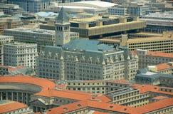 Pavillon de bureau de poste dans le Washington DC, Etats-Unis Images stock