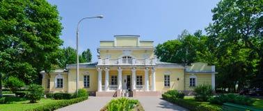 Pavillon de chasse, Gomel, Belarus Photos stock