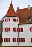Pavillon de chasse historique Grunau photographie stock libre de droits