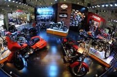 Pavillon de davidson de Harley Images stock