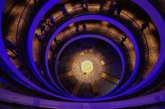 Pavillon de l'Arabie Saoudite dans Expo2010 Changhaï Image stock
