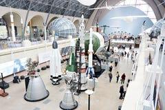 Pavillon de l'espace d'exposition photographie stock libre de droits