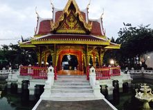 Pavillon de la Thaïlande Photo stock