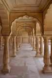Pavillon de marbre - Amer Fort Photographie stock libre de droits