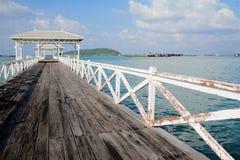 Pavillon de mer Photo stock