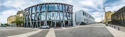 Pavillon De noir dans Aix en Provence Photographie stock