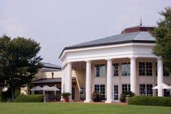 Pavillon de visiteur de Daniel Stowe photo stock