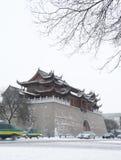 Pavillon de Yuhuang de Yinchuan image libre de droits