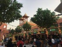 Pavillon du Pakistan au village global à Dubaï, EAU photos libres de droits