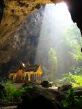Pavillon du Roi Rama 5. Images stock