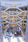 PAVILLON Einkaufszentrum Kuala Lumpur Lizenzfreie Stockfotografie