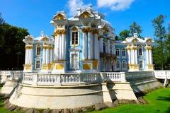 Pavillon-Einsiedlerei, Russland Stockfotos