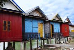 Pavillon en Don-Det Photo libre de droits