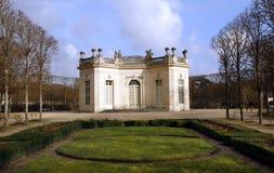 The Pavillon Français - Versailles Stock Photos
