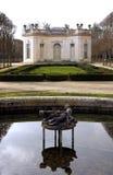 The Pavillon Francais - Versailles Stock Photo