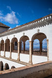 Pavillon of Generalife in Alhambra complex Stock Photos