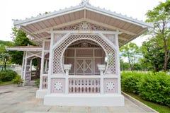 The pavillon housing Stock Photography
