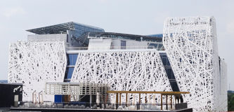 Pavillon italien, expo 2015 Images libres de droits
