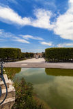 Pavillon Peyroux in Montpellier, France Stock Photography