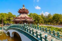 Pavillon Phra Kaew in Thailand Lizenzfreies Stockfoto