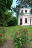 Pavillon rose Photo stock