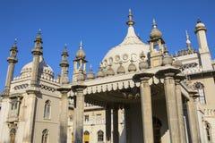 Pavillon royal à Brighton image libre de droits