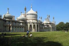 Pavillon royal à Brighton photographie stock libre de droits