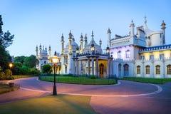 Pavillon royal à Brighton, Angleterre photographie stock libre de droits