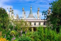 Pavillon royal à Brighton, Angleterre photo libre de droits