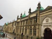 Pavillon royal à Brighton dans le Sussex est au R-U images libres de droits