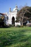 Pavillon royal à Brighton en Angleterre images stock