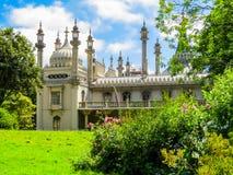 Pavillon royal à Brighton, le Sussex est, Angleterre photographie stock
