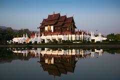 Pavillon royal Photos stock