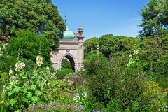 Pavillon royal, Angleterre photos libres de droits